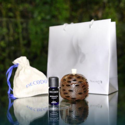 Zestaw kosmetyków - aromatyczny (z Banksią)