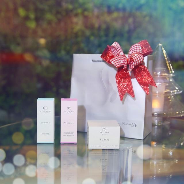 Zestaw kosmetyków - łagodzący
